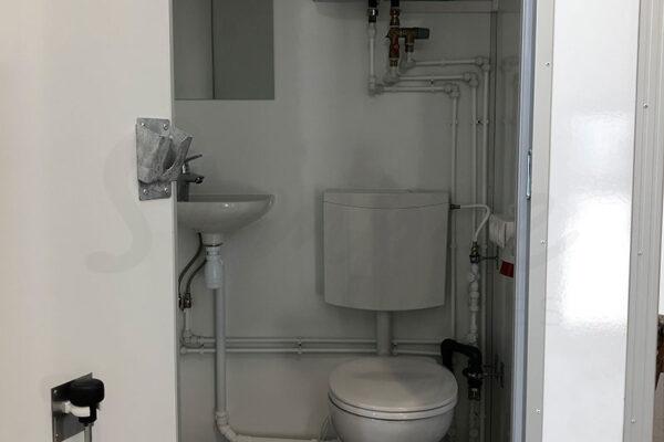 spisevogn med toilet